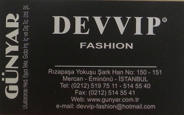 Devvip Fashion